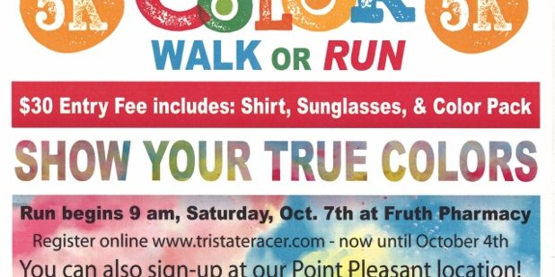 Fighting Cancer with Color, October 7th – Gallia County Chamber of